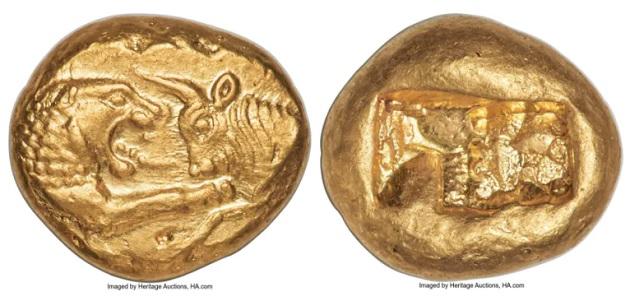 エレクトラム貨
