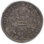 オランダの銀貨