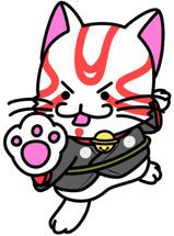 歌舞伎ネコ
