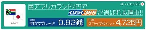 ZARJPY絵(くりっく365)